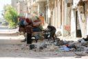 حملة مناصرة لفك الحصار عن مدينة داريا